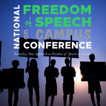 2019 National Freedom of Speech on Campus Conference