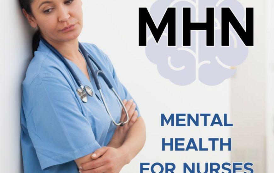 2020 Mental Health for Nurses